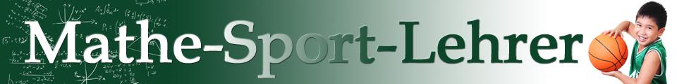 Mathe-Sport-Lehrer